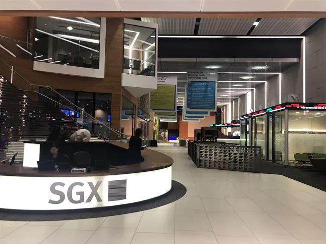 新加坡交易所(SGX)